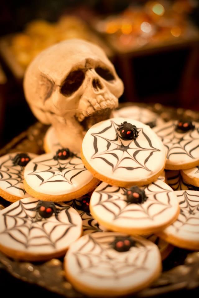 Hirmuäratav pidu Halloweenil